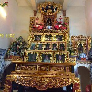 Bản điện thờ Quang Minh