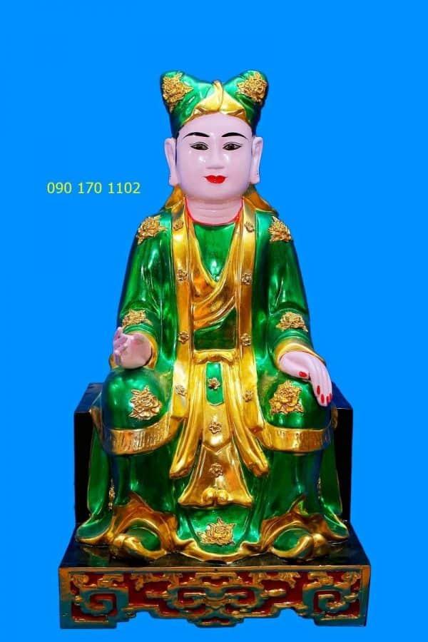 Tượng bà chúa Sơn Trang