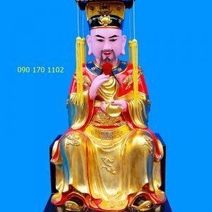 Tượng thờ Ngọc Hoàng thượng đế