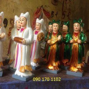 Tượng 12 cô Sơn Trang