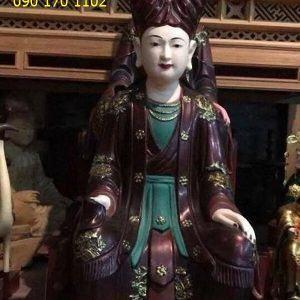 Tượng Chúa Sơn Trang giả cổ