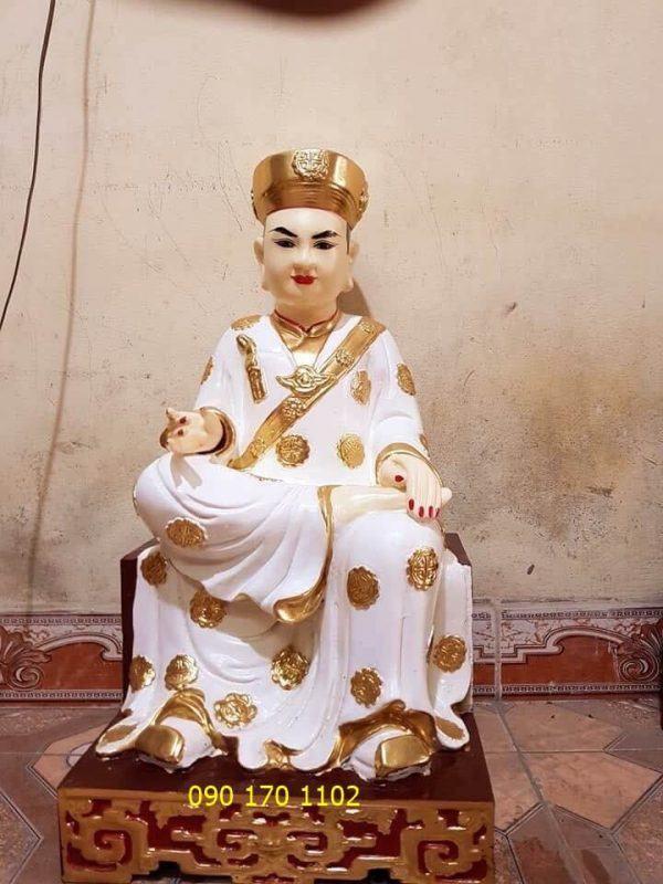 Tượng ông Hoàng Bơ