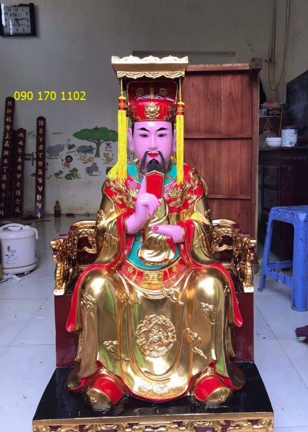 Tượng Vua Cha Ngọc Hoàng