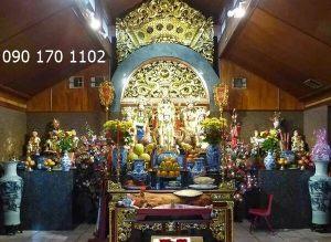 Vua Cha Bát Hải Động Đình là ai, được thờ ở đâu?