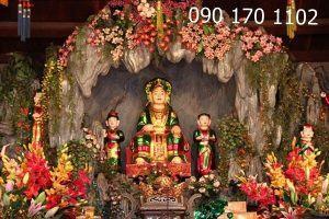 Chúa Sơn Trang là ai, thờ ở đâu, có từ bao giờ ?