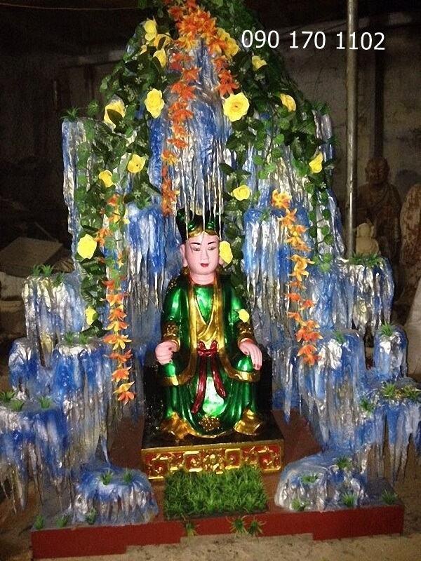 Động thờ Chúa Sơn Trang số 01