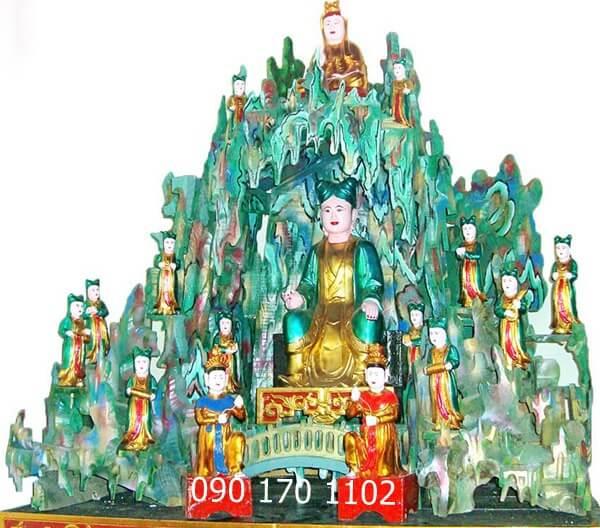 Động thờ Chúa Sơn Trang số 05