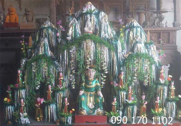 Động thờ Chúa Sơn Trang số 06