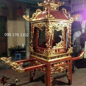Kiệu thờ Long Đình