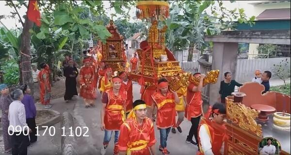 Kiệu thờ Bát Cống, Long Đình, Ngọc Lộ, kiệu Mẫu - Đồ Thờ Tượng Phật