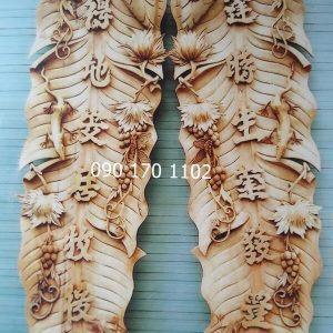 Mẫu câu đối đẹp Sơn Đồng-4
