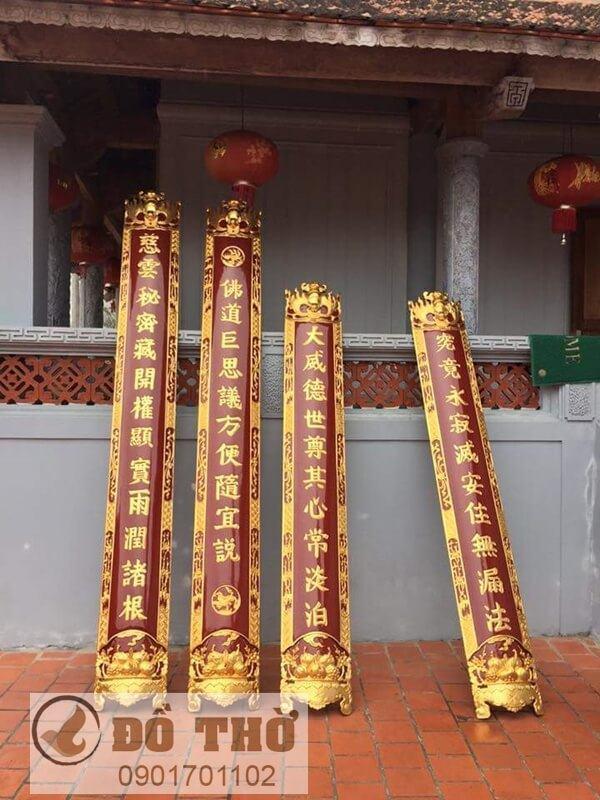 Mẫu câu đối đẹp Sơn Đồng-6