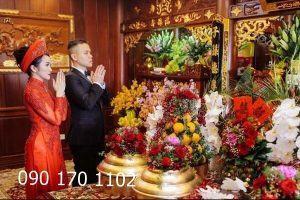 Tìm hiểu nghi lễ cưới hỏi, thờ cúng trong dân gian