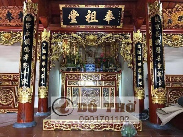 Đồ thờ đẹp cho phòng thờ, điện thờ, đền thờ, đình chùa-1