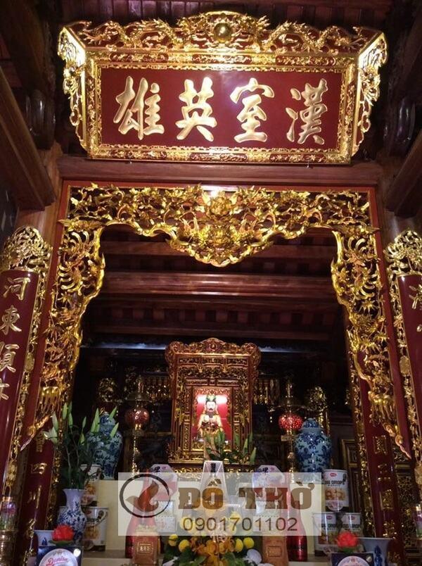 Đồ thờ đẹp cho phòng thờ, điện thờ, đền thờ, đình chùa-2