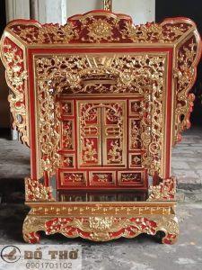 Tổng hợp những mẫu khám thờ đẹp nhất Sơn Đồng-1