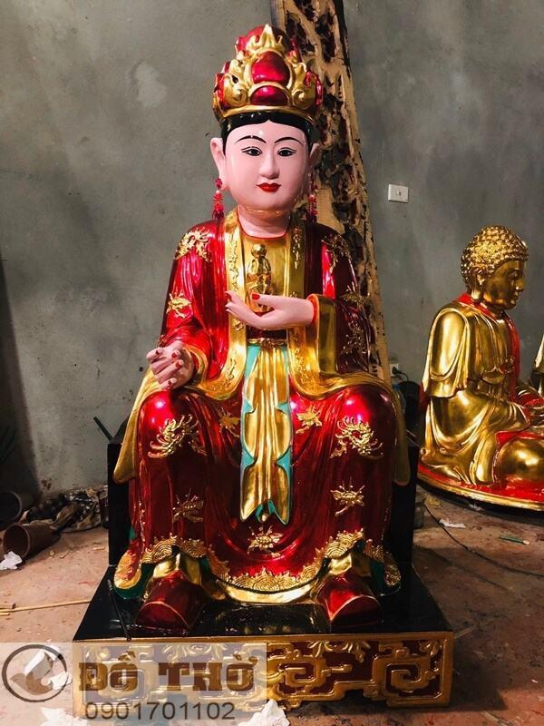 Mẫu tượng thờ số 7