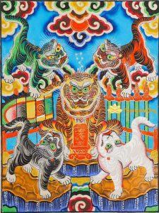 Quan ngũ Hổ là ai? Ý nghĩa thờ ngũ Hổ trong đạo Mẫu