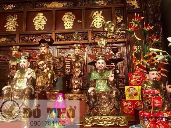 Giới thiệu Làng nghề Sơn Đồng chuyên làm Đồ thờ Tượng Phật-2