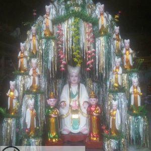 Động thờ Chúa Sơn Trang số 12
