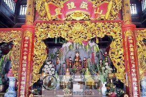 Khoa cúng Sơn Trang hoàn chỉnh