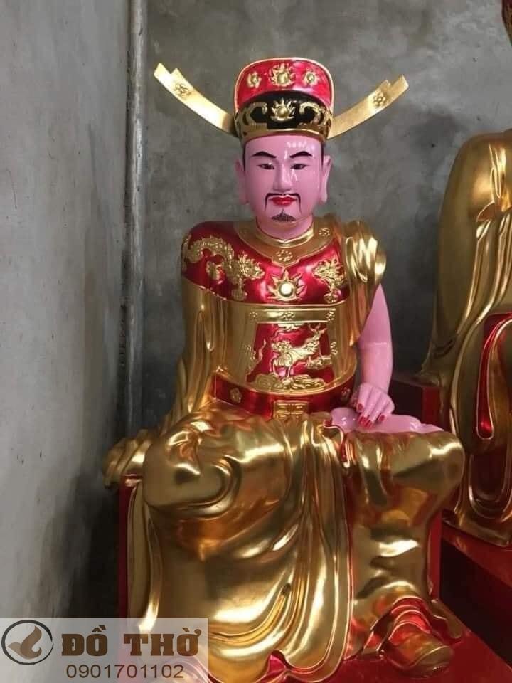 Làm mới tượng thờ, tượng Phật, sơn son thếp vàng-5