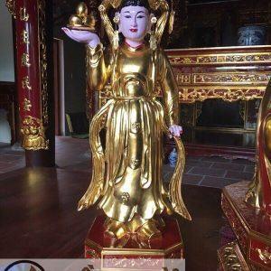 Mẫu tượng thờ số 8