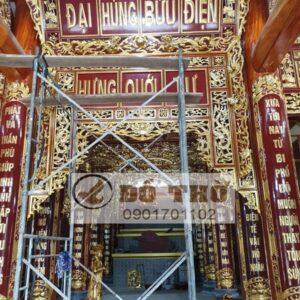 Thiết kế thi công chùa Hưng Giới Tự-5
